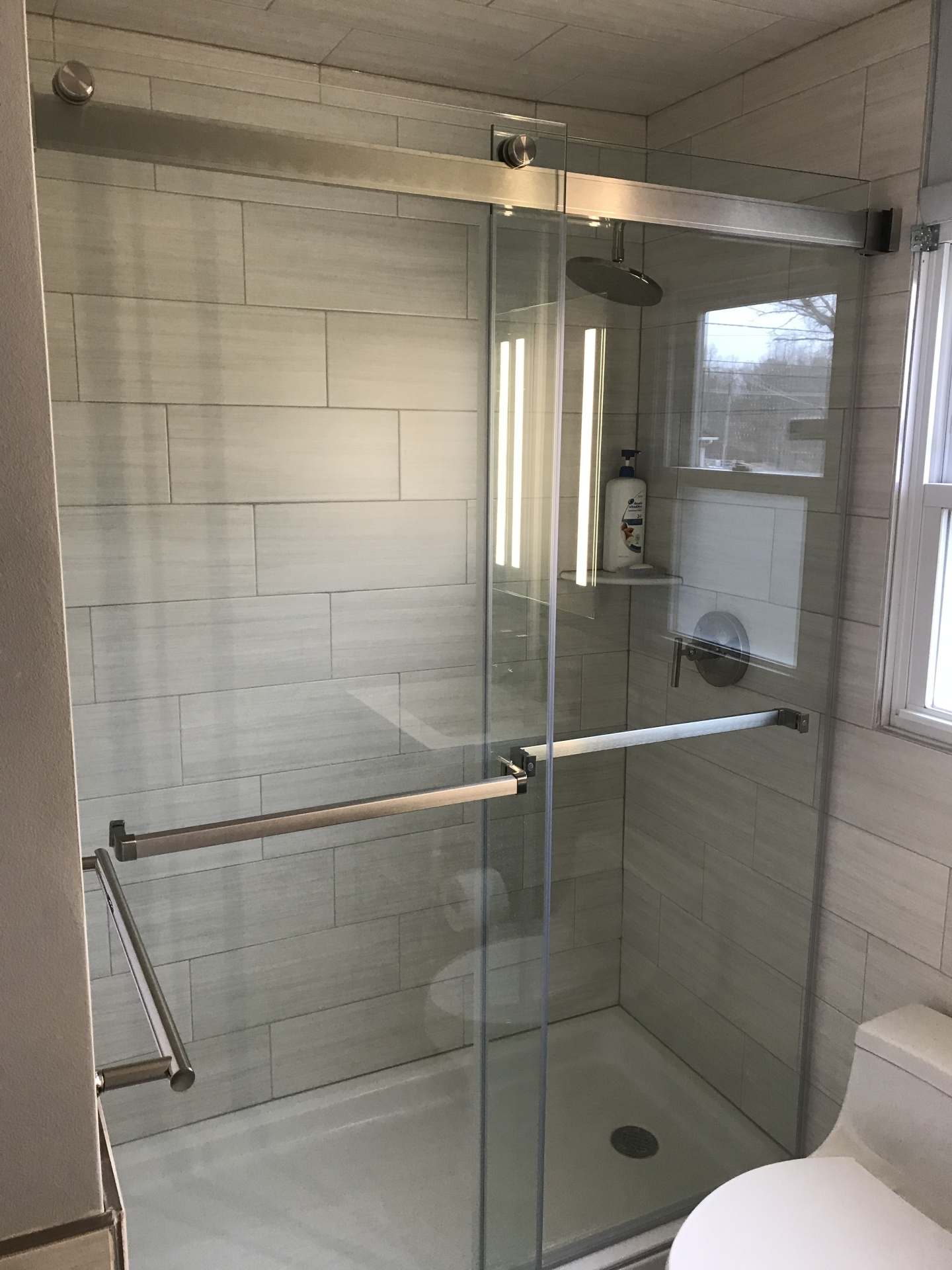 All Shower Doors Installed